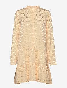 ENMAGIC LS SHORT DRESS 6639 - SUMMER MELON