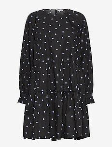 ENKIRBY LS O-N DRESS AOP 6818 - korte kjoler - lavender dot