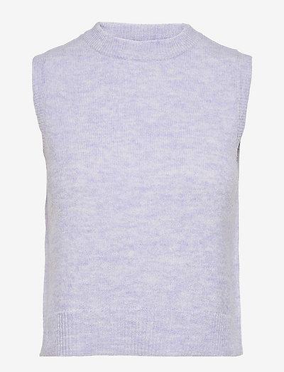 ENBOBO WEST 5242 - knitted vests - icelandic mel
