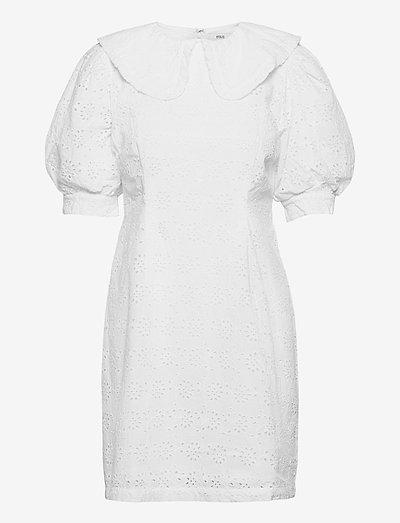 ENWISTERIA DRESS 6732 - summer dresses - white