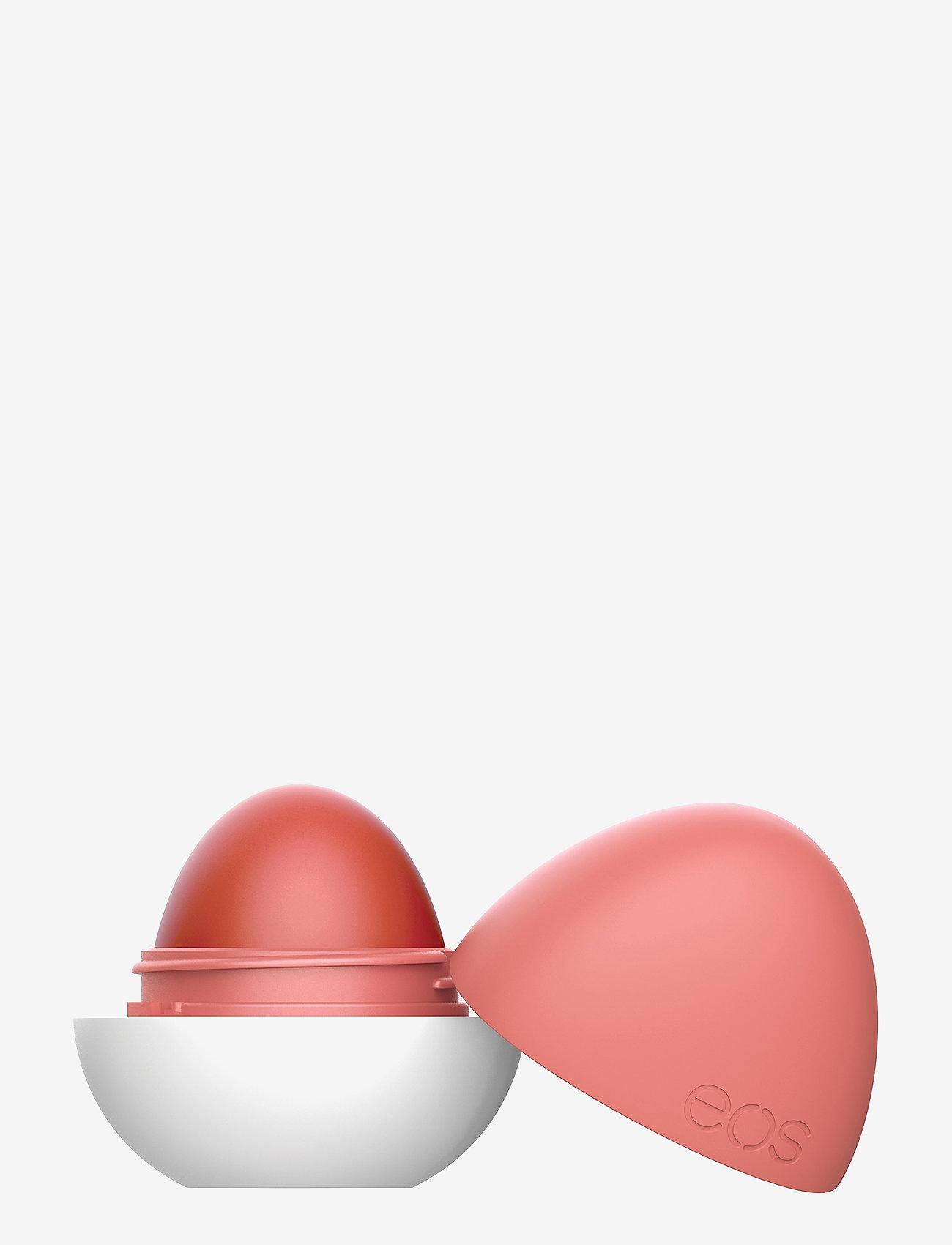 eos - Shea+Shade Super Cashmere Lip Balm - läppvård - super cashmere - 0