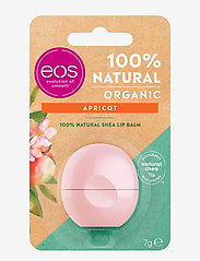 eos - Organic Apricot Sphere Lip Balm - huulet - clear - 1