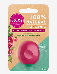 eos - Organic Pomegranate Raspberry Lip Balm - huulet - clear - 1