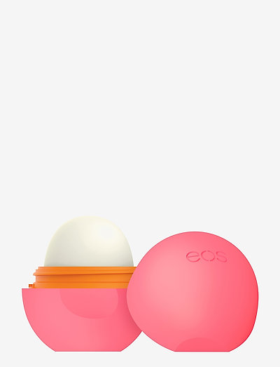 Flavor Strawberry Peach Lip Balm - læbepleje - clear