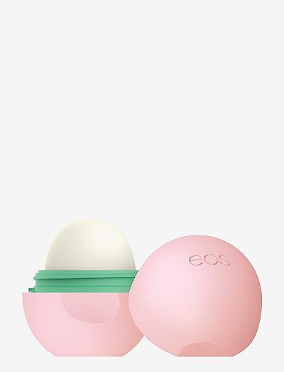 Organic Apricot Sphere Lip Balm - læbepleje - clear