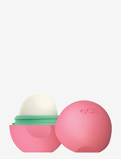 Organic Strawberry Sorbet Lip Balm - læbepleje - clear