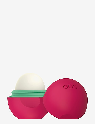 Organic Pomegranate Raspberry Lip Balm - huulet - clear