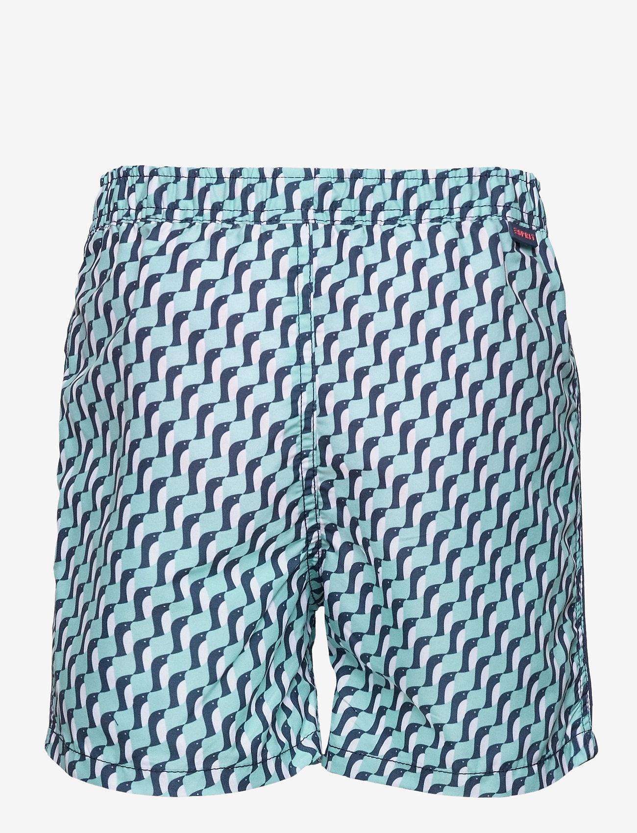 Esprit Bodywear Kids - Beach Bottoms - badehosen - light aqua green - 1