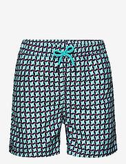 Esprit Bodywear Kids - Beach Bottoms - badehosen - navy 2 - 0
