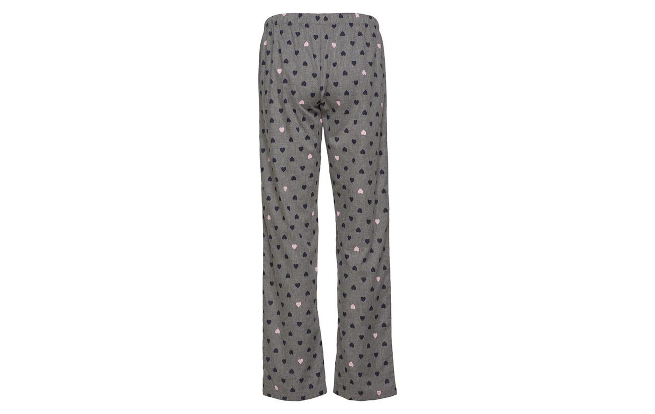 Light Women Coton 100 Esprit Bodywear Pyjamas Grey OTaazq