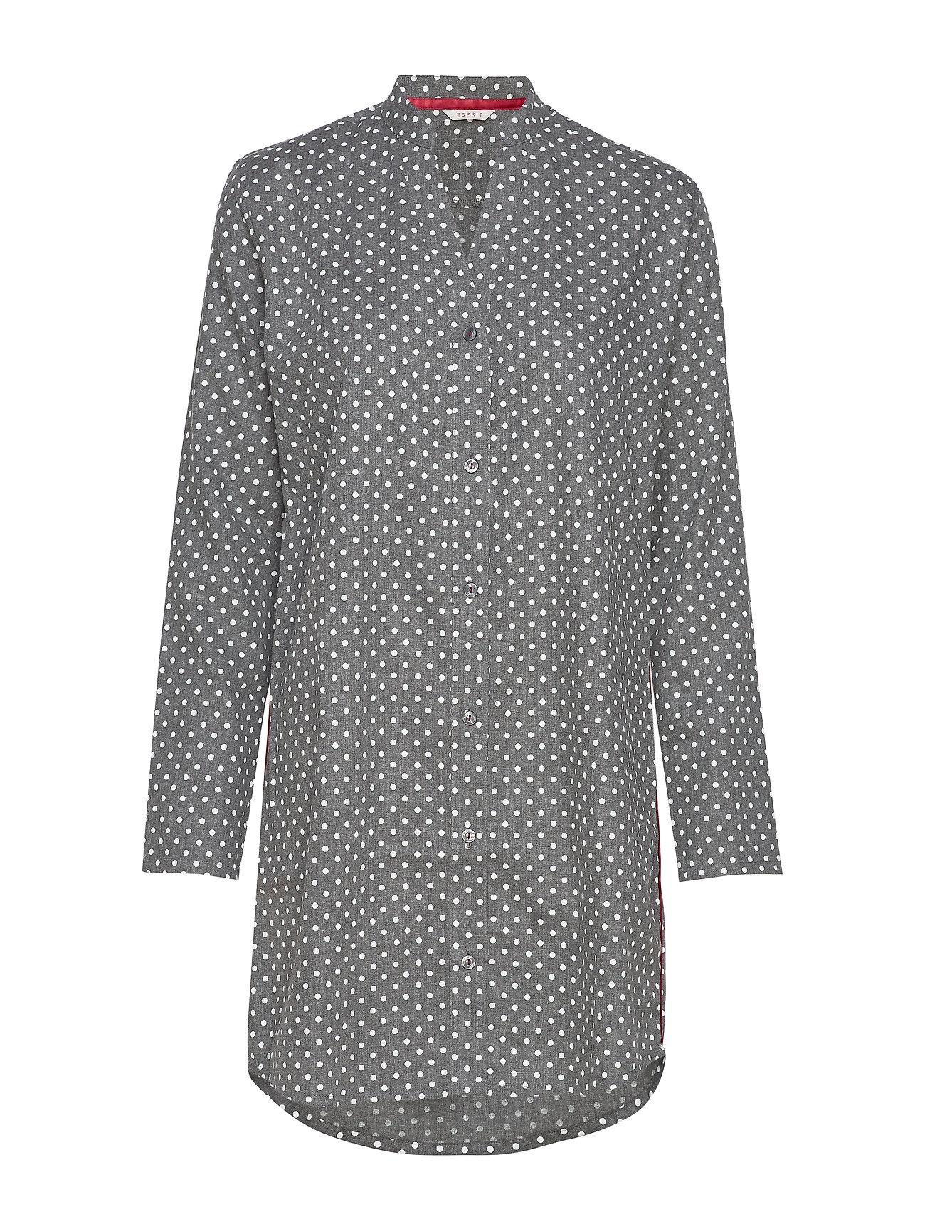 Image of Nightshirts Nattøj Grå Esprit Bodywear Women (3246473957)