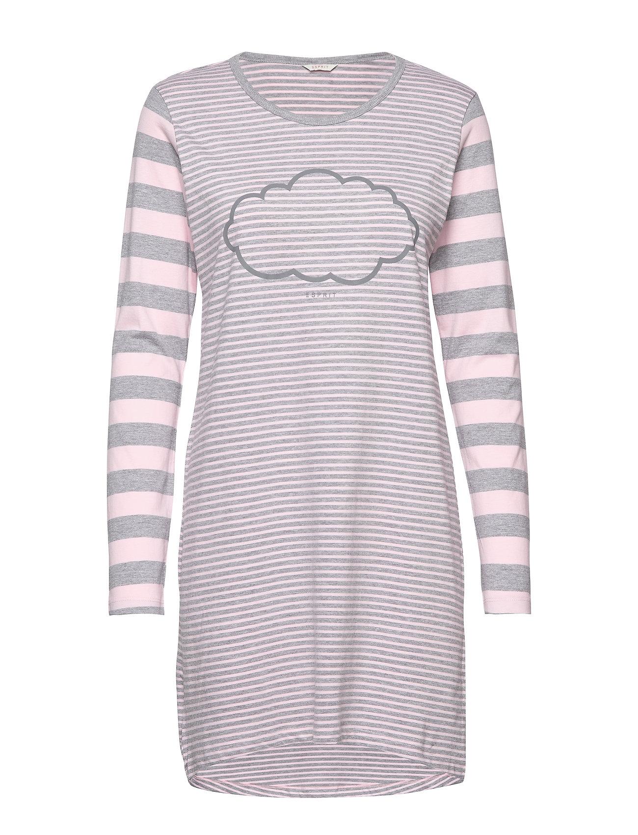 Esprit Bodywear Women Nightshirts - PASTEL PINK