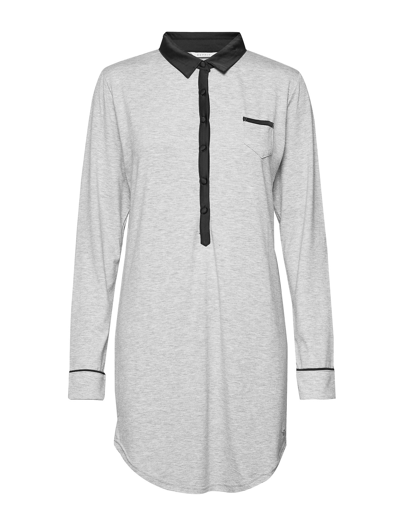 Esprit Bodywear Women Nightshirts - MEDIUM GREY