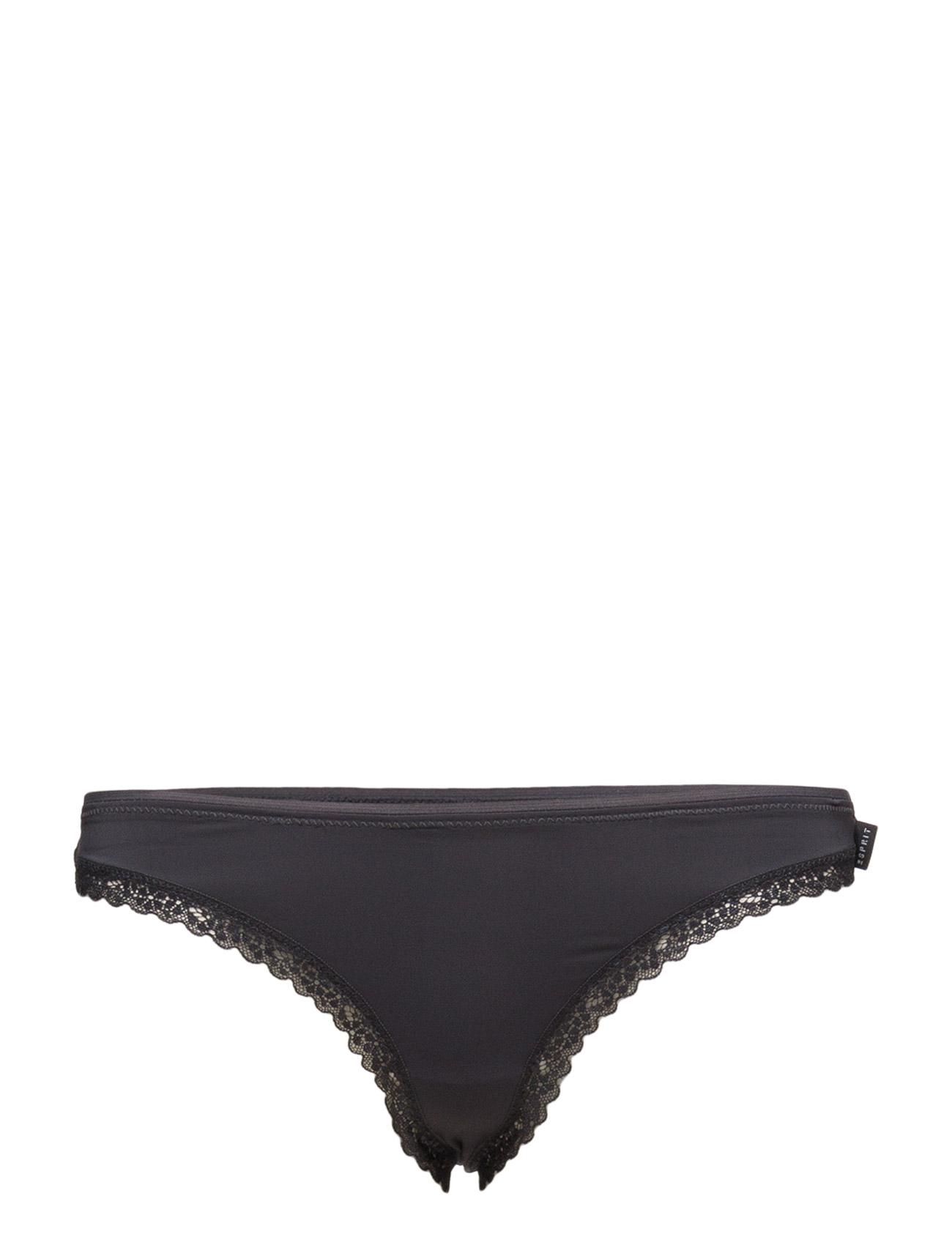be42f7aff162 Bottoms (Dark Grey) (£10) - Esprit Bodywear Women - Briefs | Boozt.com
