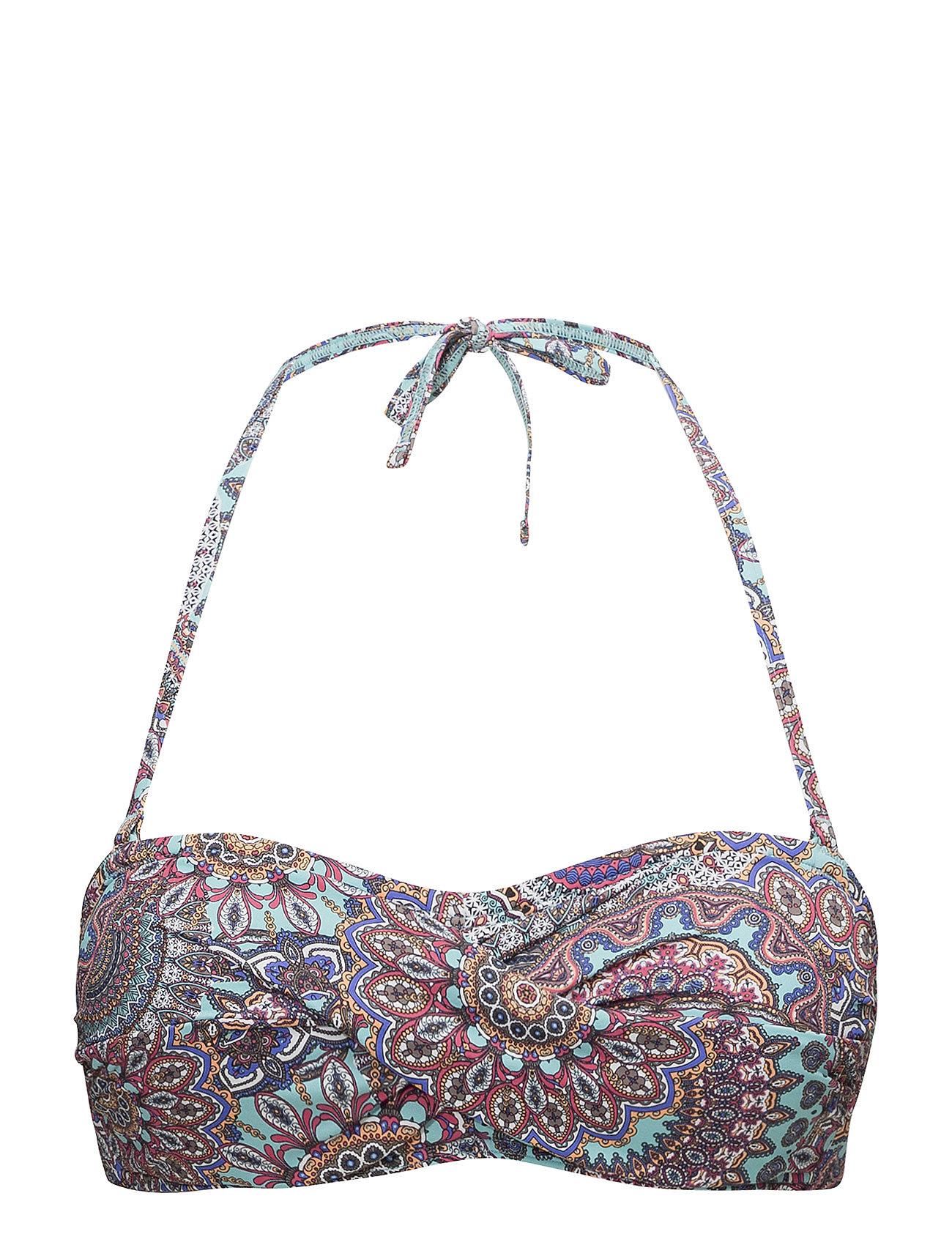 f38f78cbfb4a8 Beach Tops Wireless (Dark Pink) (£26) - Esprit Bodywear Women ...