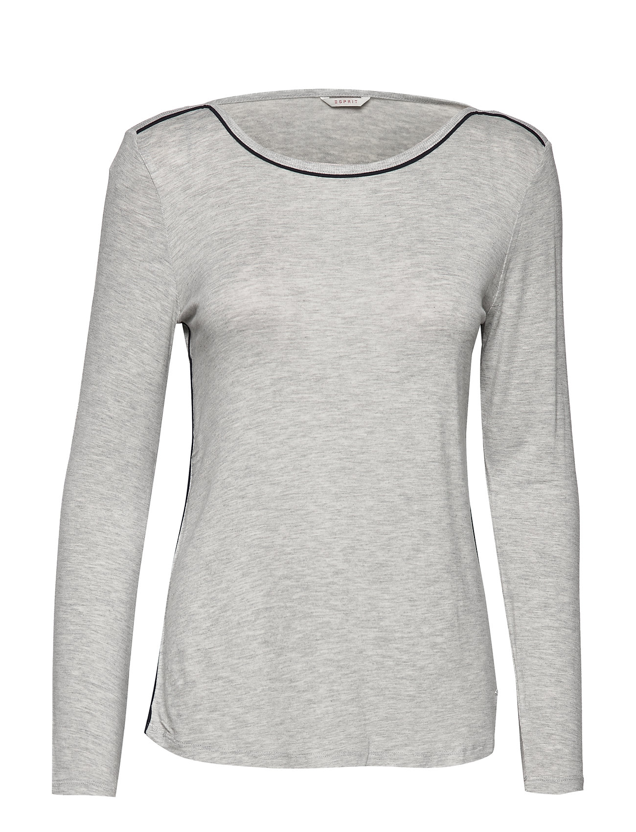 Esprit Bodywear Women Night-T-Shirts - LIGHT GREY