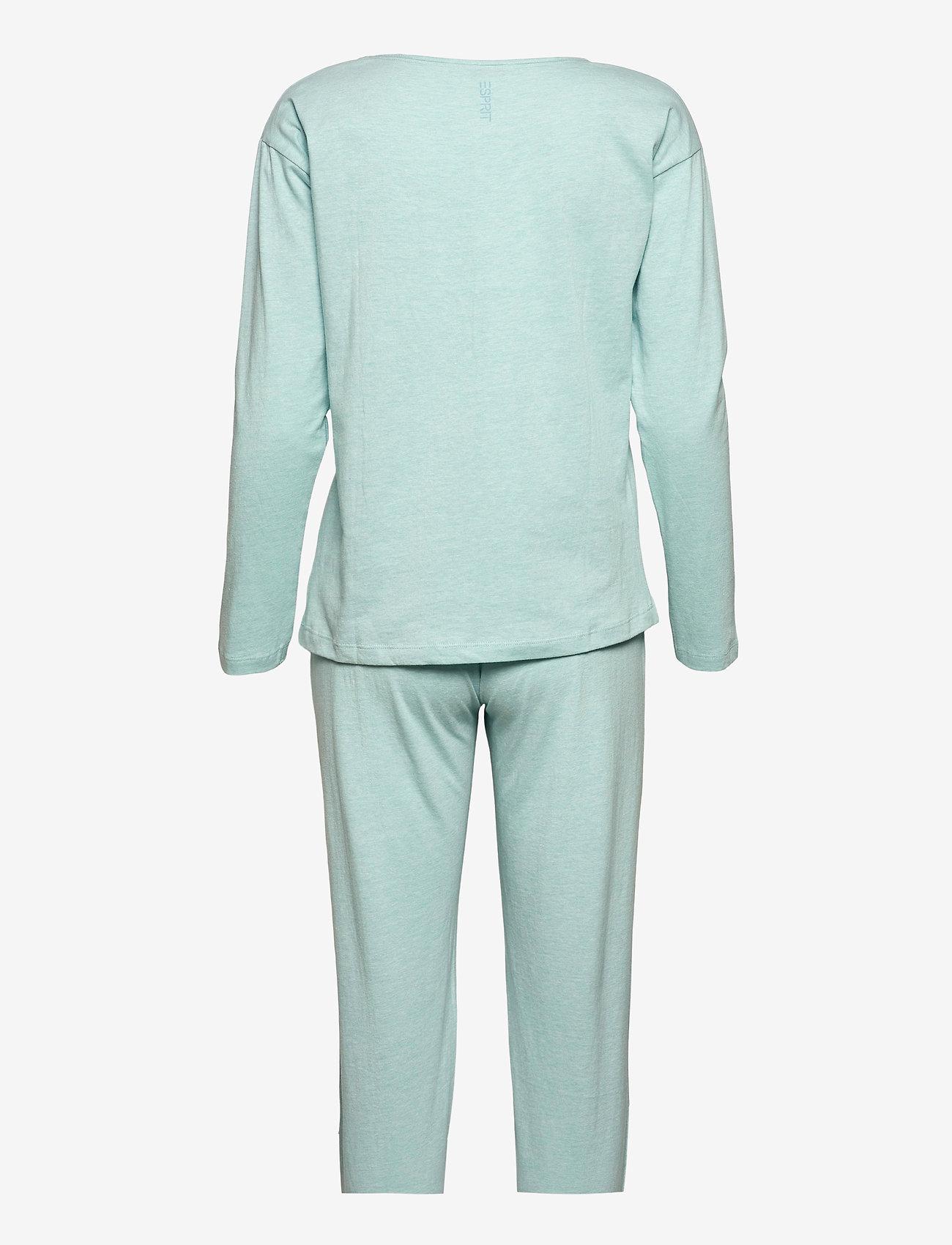Esprit Bodywear Women - Pyjamas - pyjama''s - teal green 2 - 1