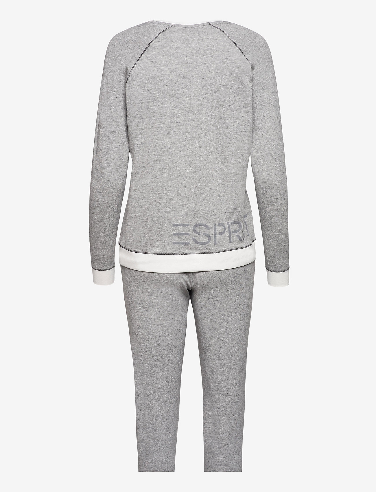 Esprit Bodywear Women - Pyjamas - pyjama''s - medium grey - 1