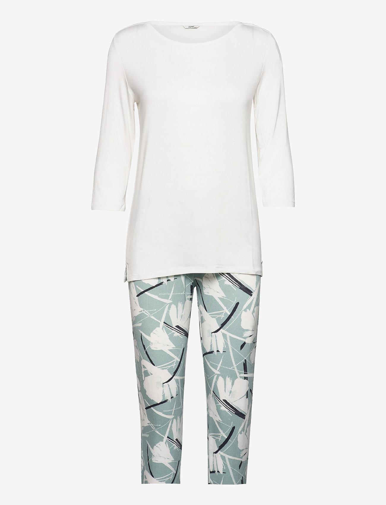 Esprit Bodywear Women - Pyjamas - pyjama''s - teal green - 0