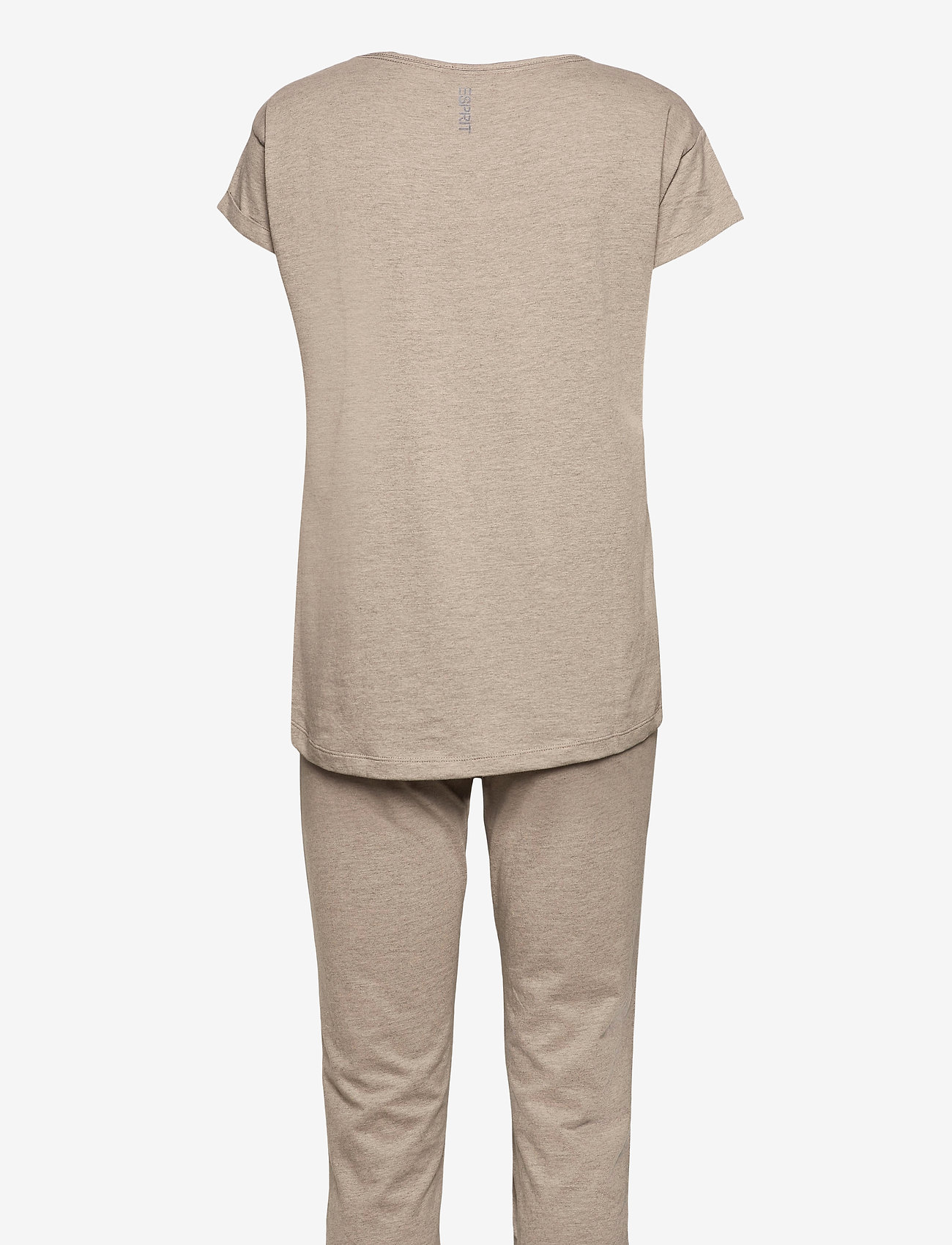 Esprit Bodywear Women - Pyjamas - pyjama''s - light taupe 2 - 1