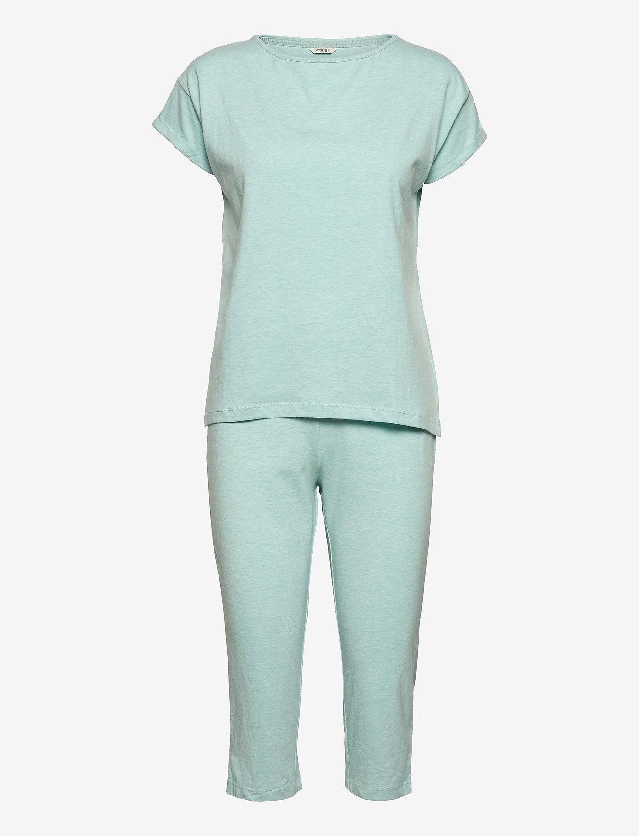 Esprit Bodywear Women - Pyjamas - pyjama''s - teal green 2 - 0