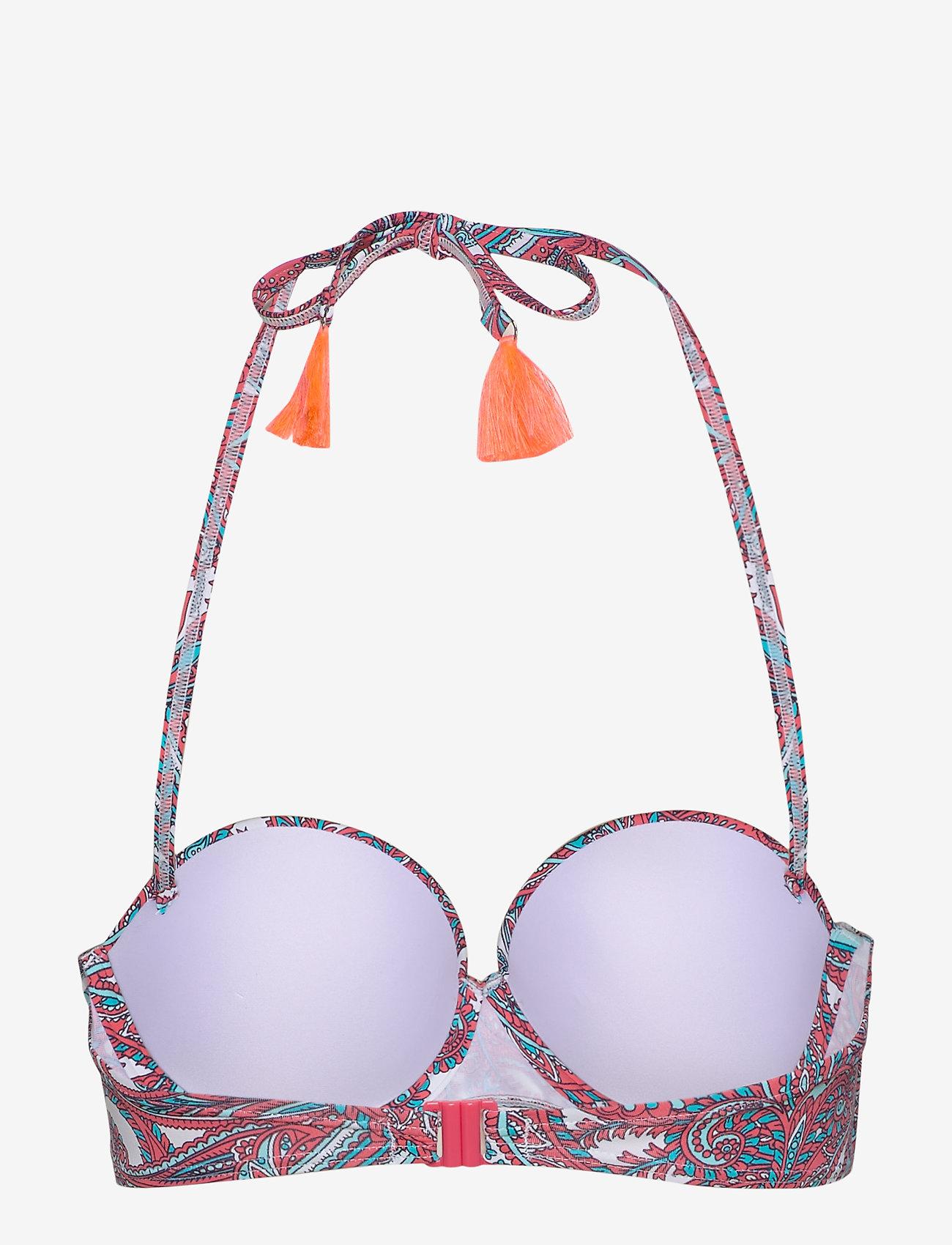 Esprit Bodywear Women Beach Tops with wire - Swimwear CORAL