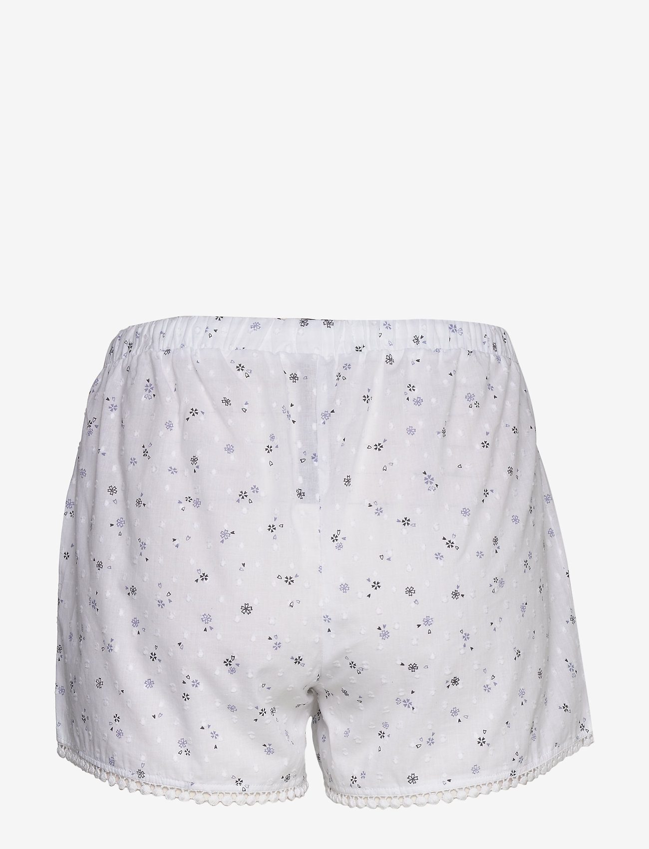 Esprit Bodywear Women - Nightpants - shorts - white - 1