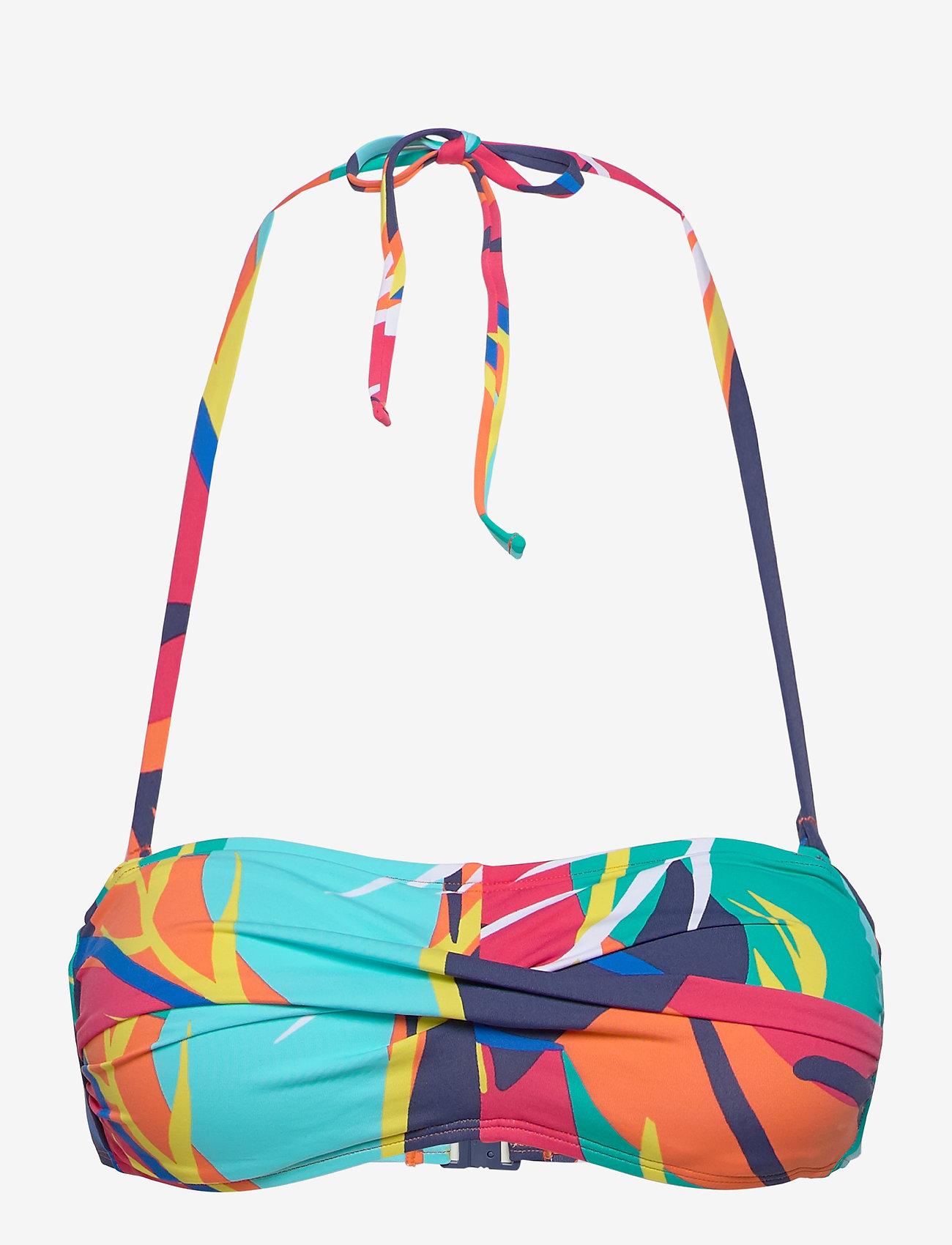 Esprit Bodywear Women - Beach Tops wireless - bikinitopper - red orange - 1
