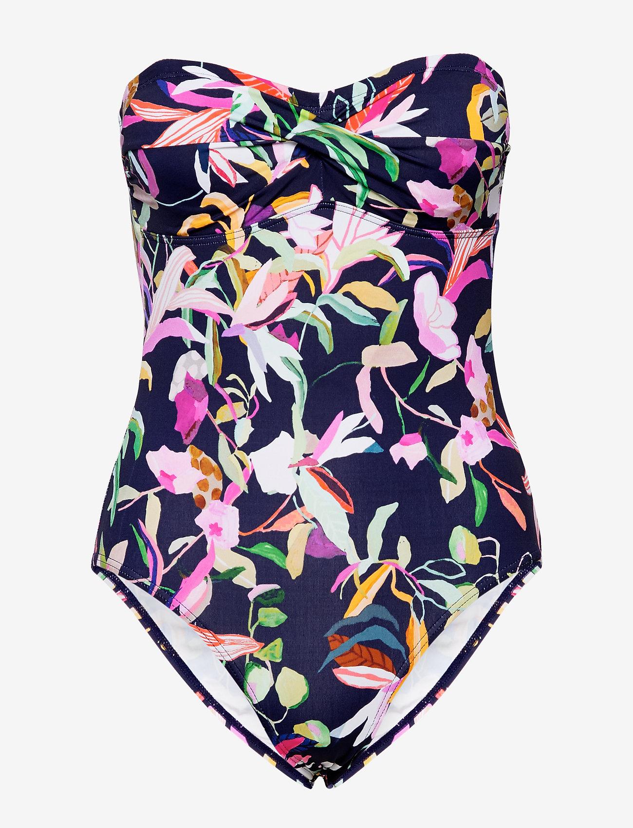 Esprit Bodywear Women - Swimsuits - uimapuvut - navy