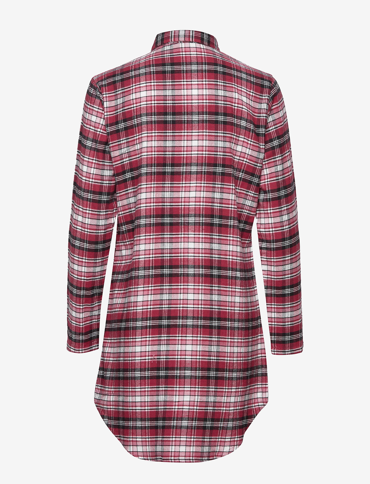 Esprit Bodywear Women - Nightshirts - yöpaidat - dark red