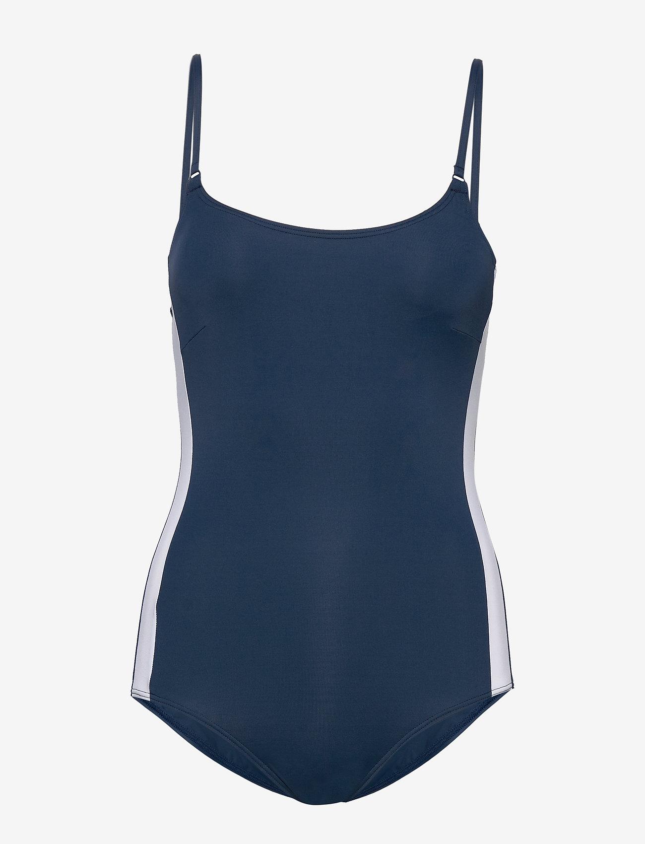 Esprit Bodywear Women - Swimsuits - badedrakter - dark blue - 0