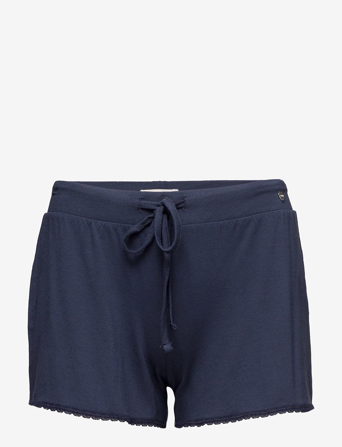 Esprit Bodywear Women - Nightpants - shorts - navy - 0