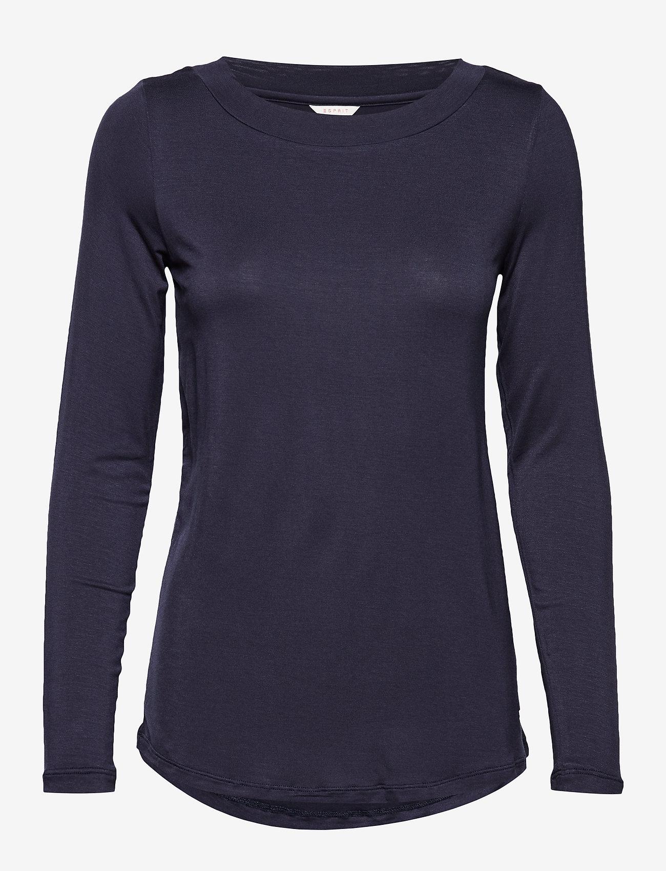Esprit Bodywear Women - Night-T-Shirts - tops - navy - 0