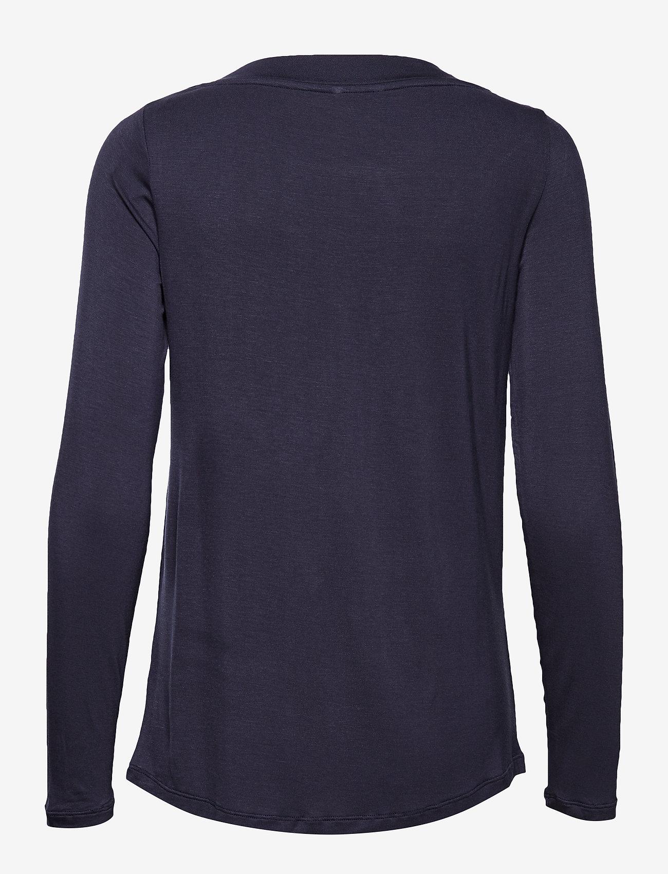 Esprit Bodywear Women - Night-T-Shirts - overdele - navy - 1