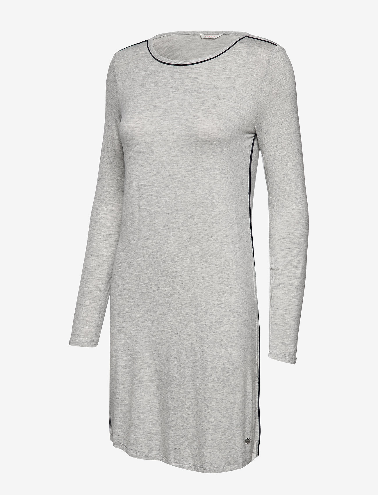 Esprit Bodywear Women Nightshirts - Sov- Och Loungeplagg Light Grey