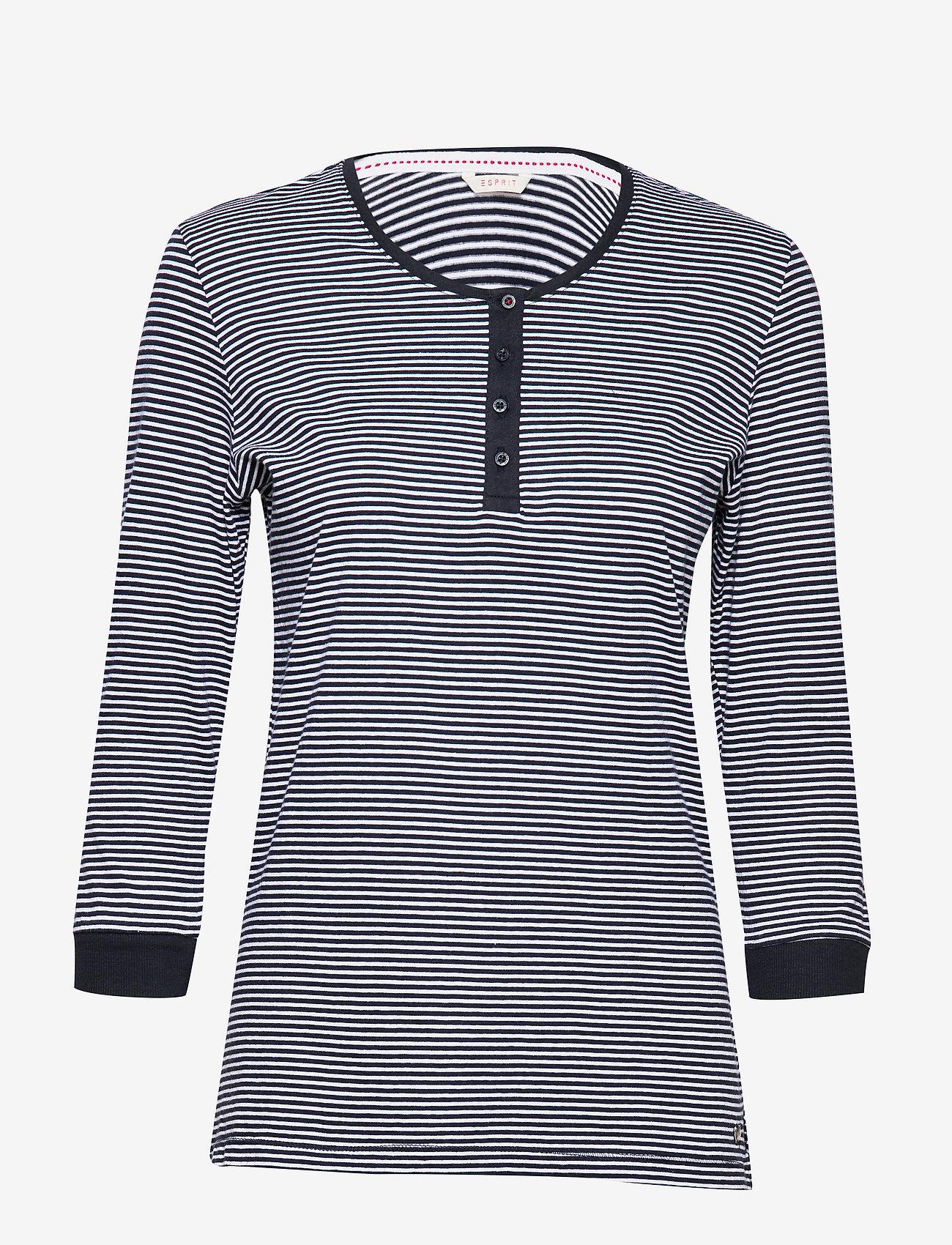 Esprit Bodywear Women - Pyjamas - overdele - navy - 0