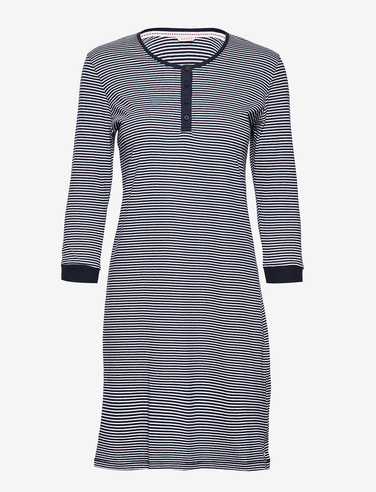 Esprit Bodywear Women - Nightshirts - nachtjurken - navy - 0