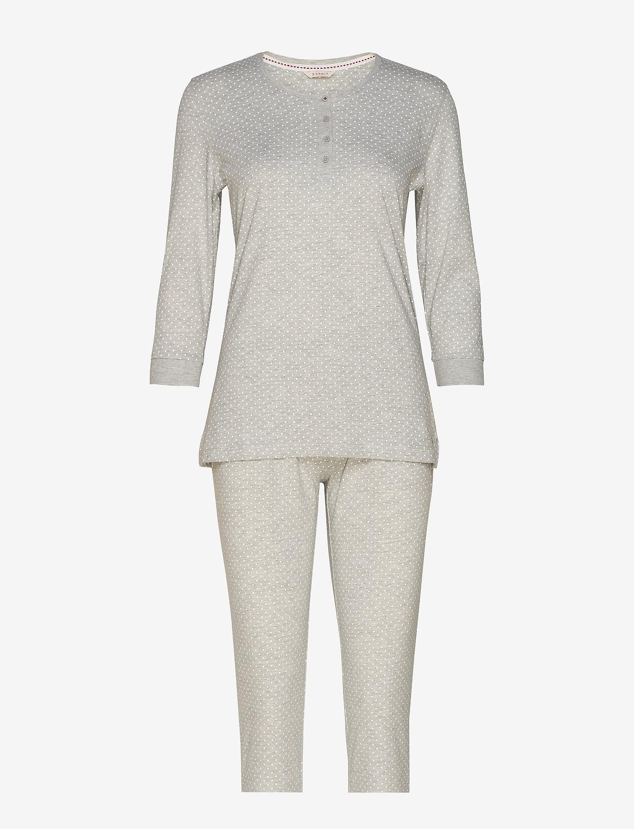 Esprit Bodywear Women - Pyjamas - pyjama''s - light grey - 0
