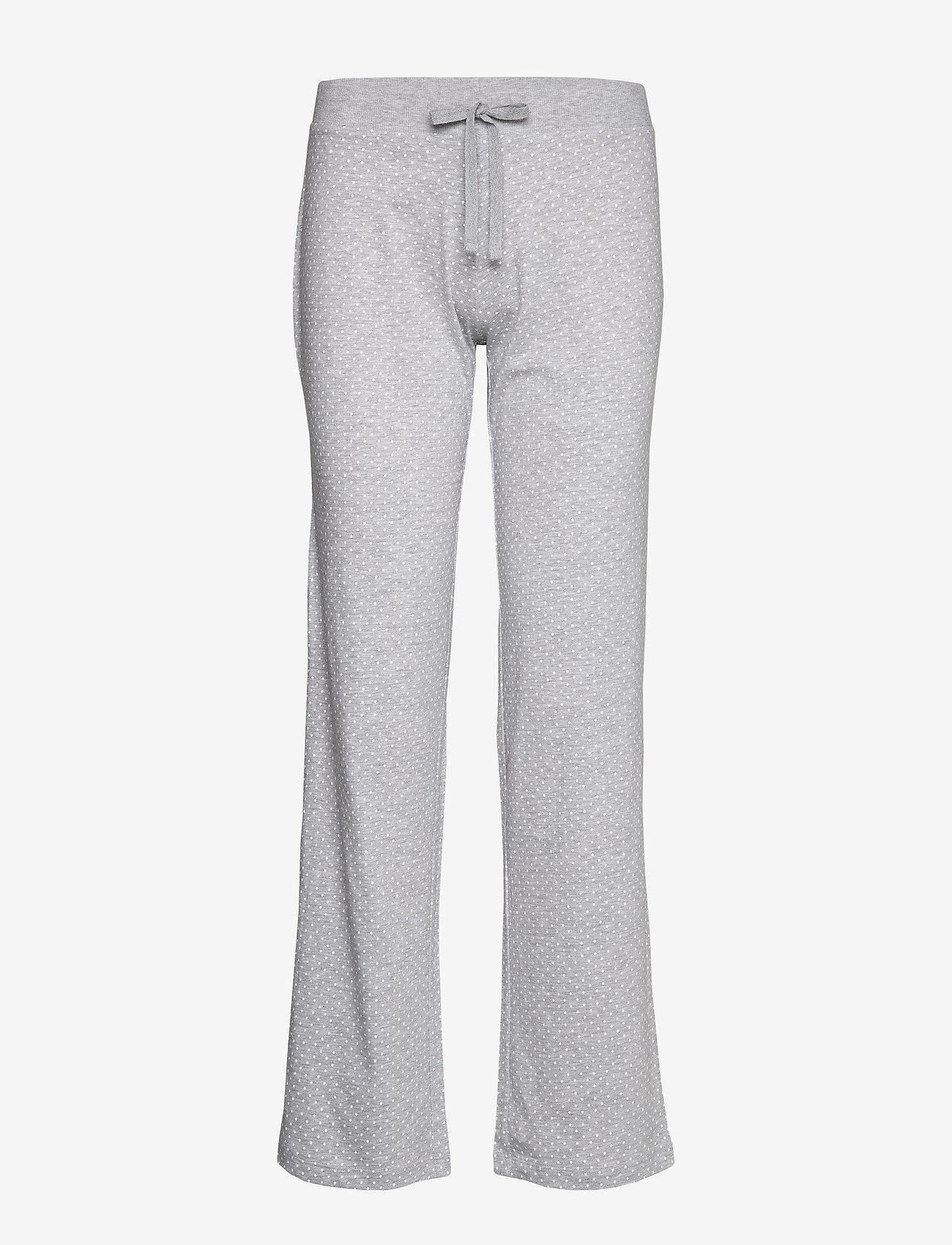 Esprit Bodywear Women - Nightpants - bottoms - light grey - 0