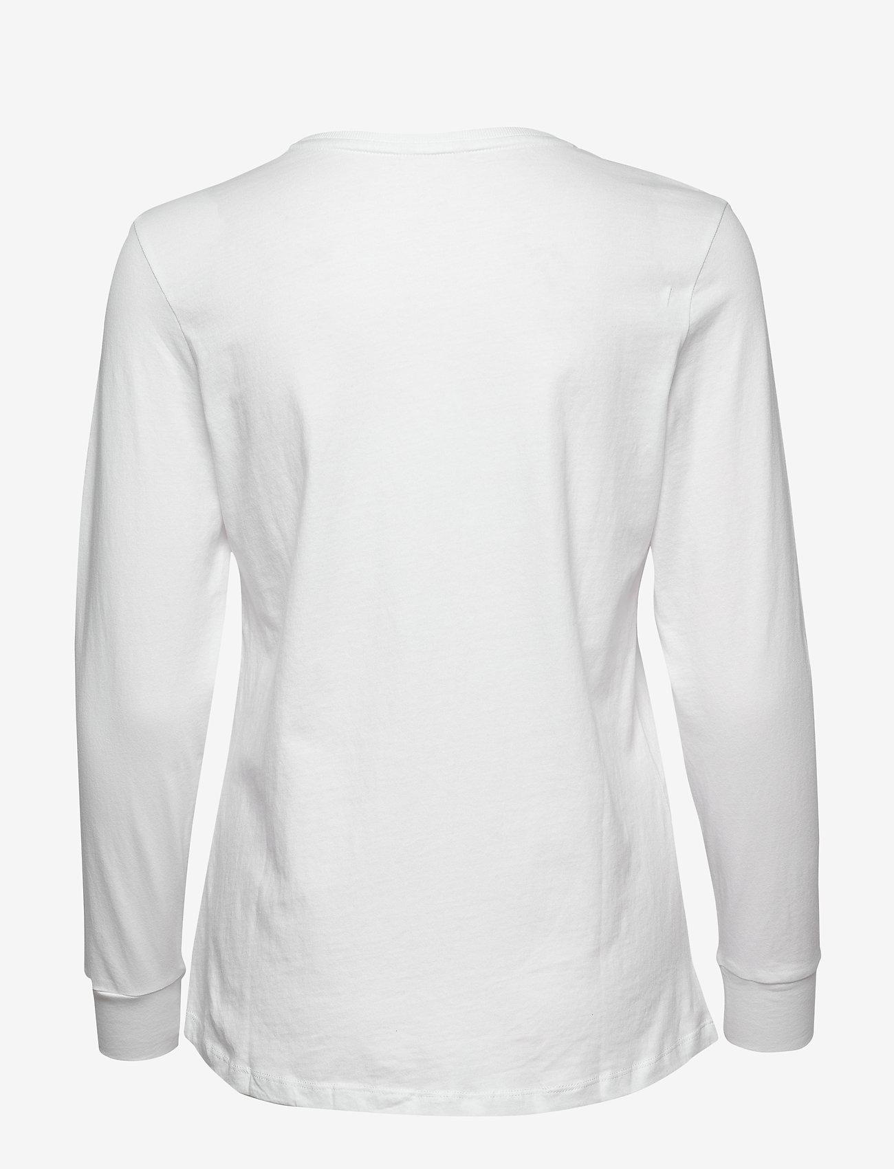 Esprit Bodywear Women - Night-T-Shirts - tops - white - 1