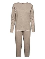 Pyjamas - LIGHT TAUPE 2