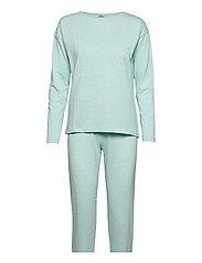 Pyjamas - TEAL GREEN 2