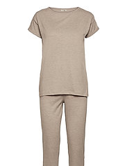 Pyjamas - LIGHT TAUPE 2