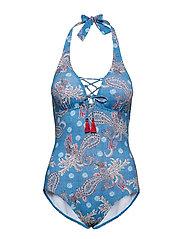 Swimsuits - DARK BLUE