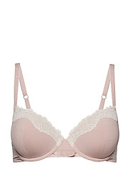 Bras with wire - LIGHT PINK