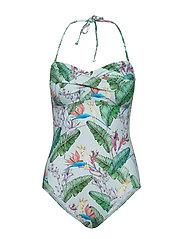 Swimsuits - LIGHT AQUA GREEN