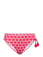 Beach Bottoms - BERRY RED