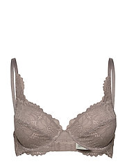 Bras with wire - LIGHT TAUPE