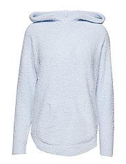 Night-T-Shirts - PASTEL BLUE