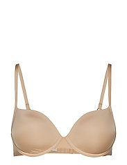 Bras with wire - DUSTY NUDE 5